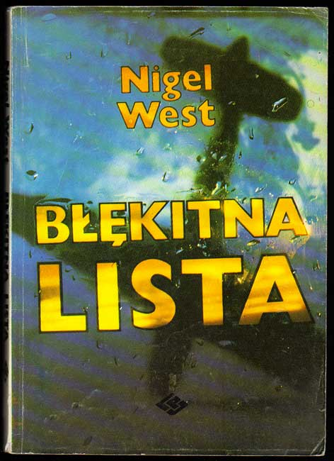 Błękitna Lista - West Nigel