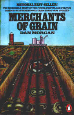 Merchants of grain - Morgan Dan