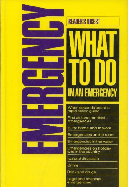 What to do in an emergency - Praca Zbiorowa